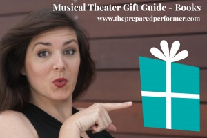 Musical Theatre Gift Guide Books